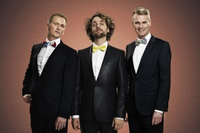 Christmas with Nordic Tenors & the Neumann Strings